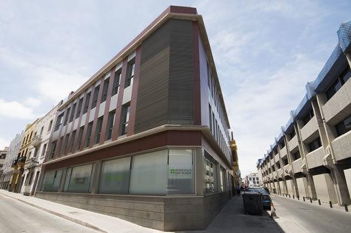 Hospitales Universitarios San Roque en Las Palmas de Gran Canaria