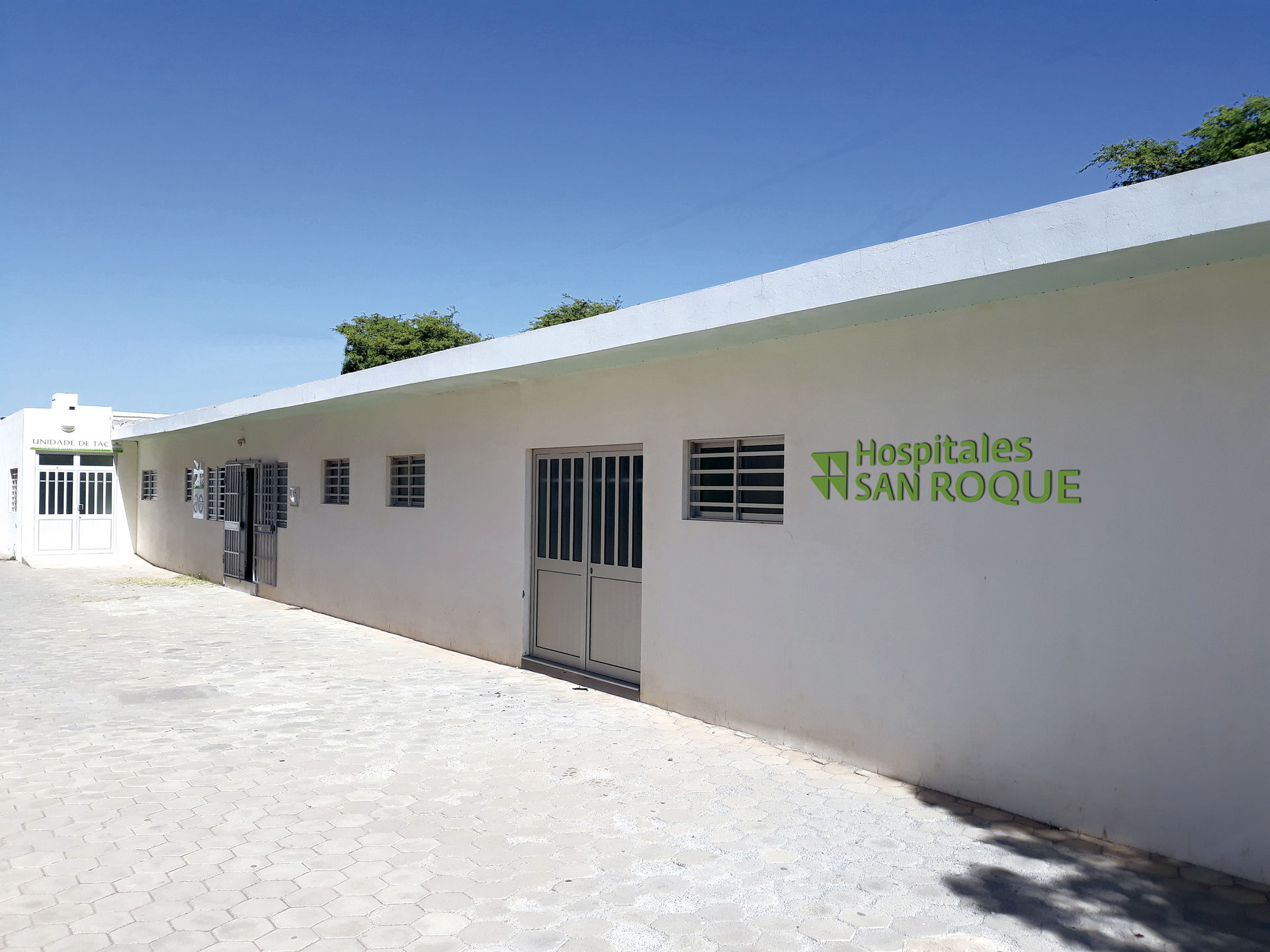 Centro Asistencial Cabo Verde