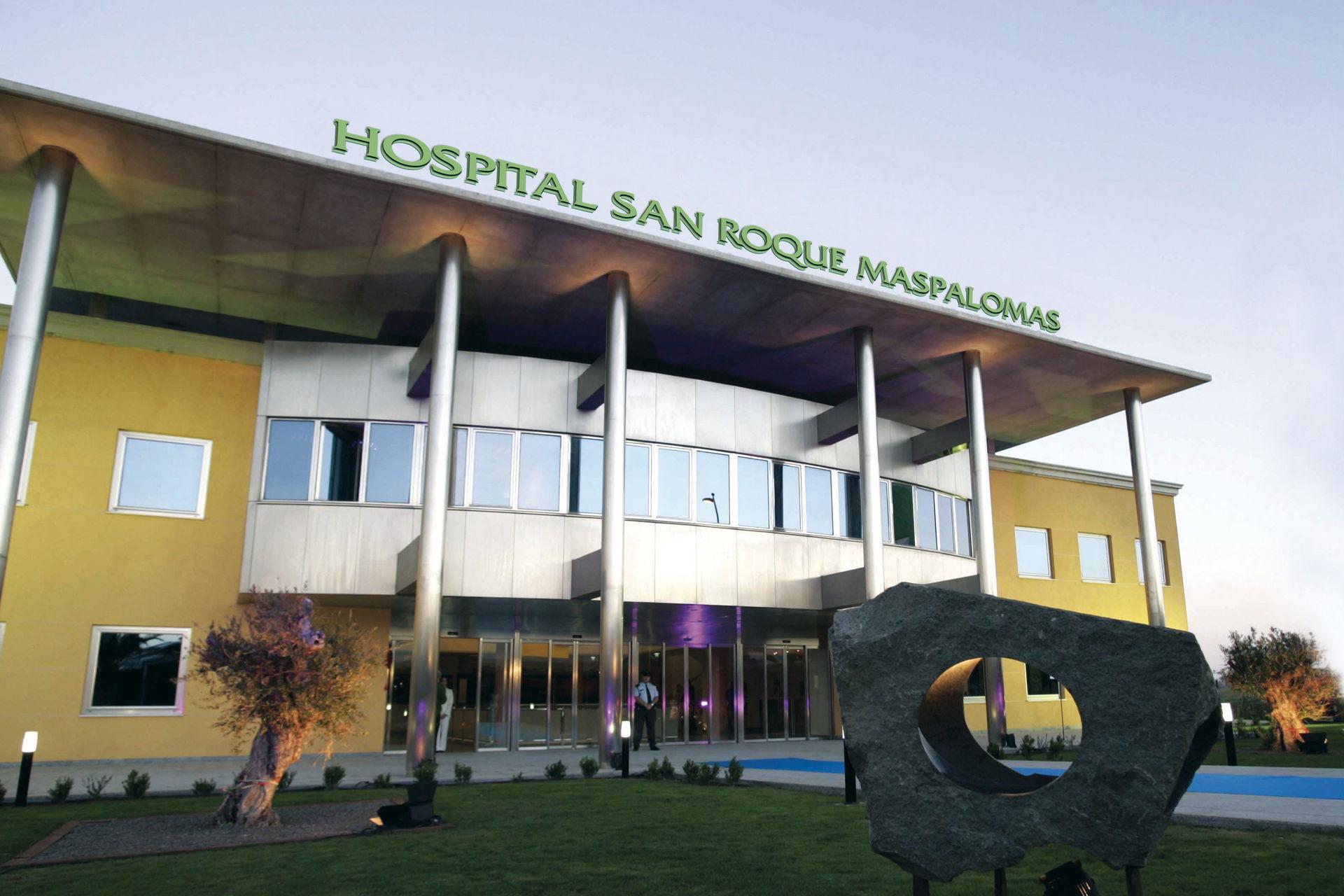 Hospitales Universitarios San Roque en Maspalomas
