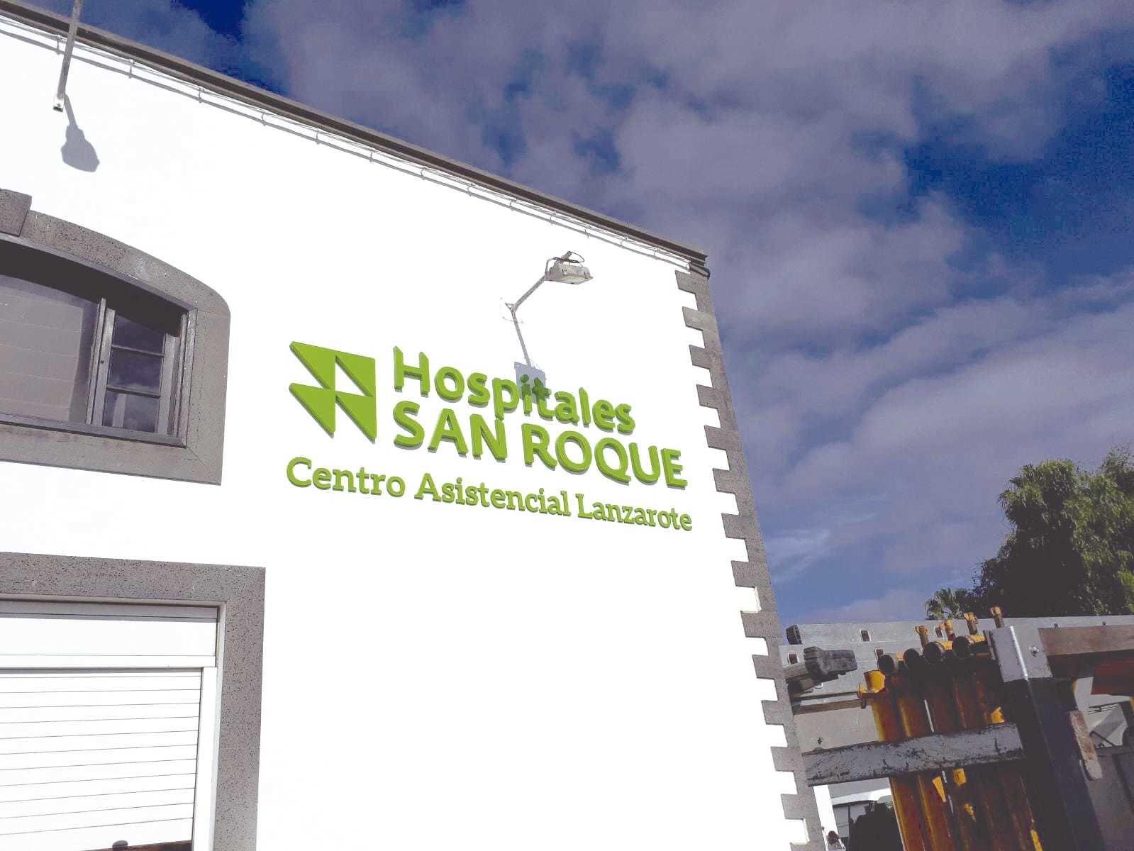 Centro Asistencial Lanzarote