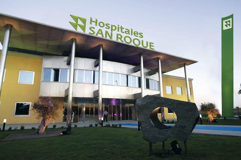 Hospitales Universitarios San Roque en Maspalomas renueva la zona de urgencias