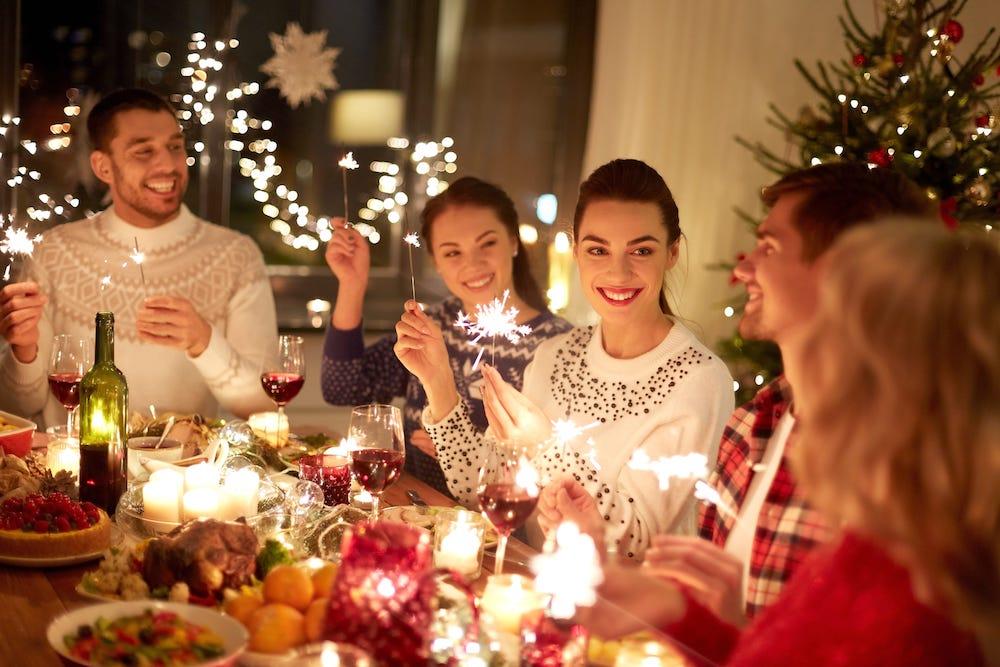 Consejos para una Navidad sana y responsable